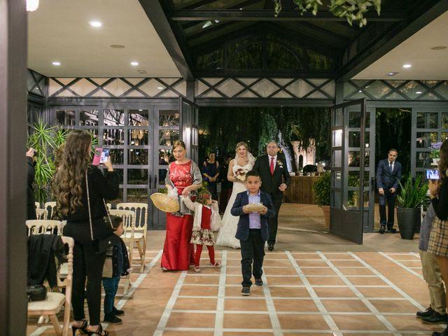 La boda de Cristian  y Lorena en El Puig, Valencia 20