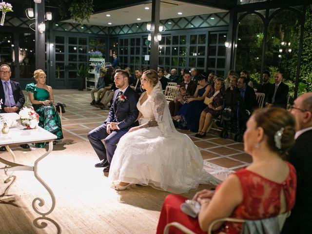 La boda de Cristian  y Lorena en El Puig, Valencia 21