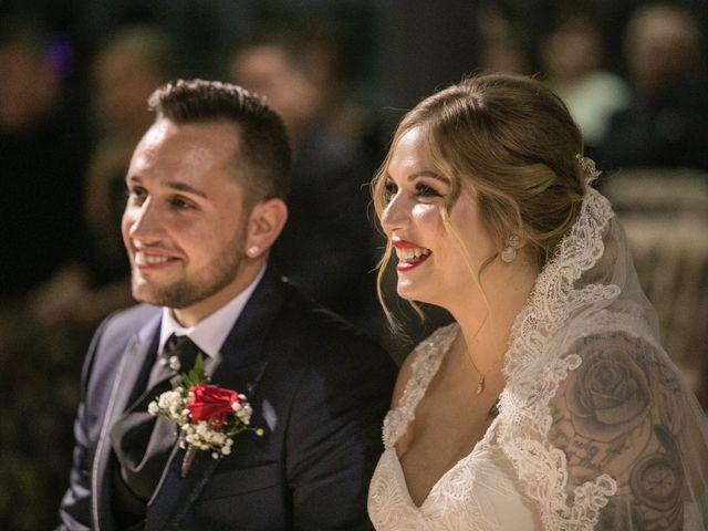 La boda de Cristian  y Lorena en El Puig, Valencia 22