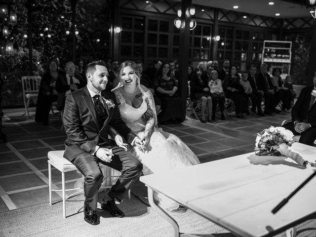 La boda de Cristian  y Lorena en El Puig, Valencia 24