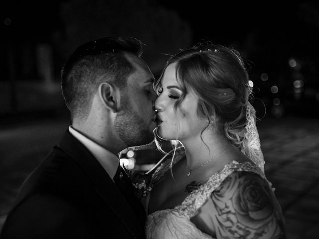 La boda de Cristian  y Lorena en El Puig, Valencia 34