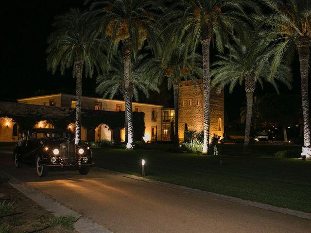 La boda de Cristian  y Lorena en El Puig, Valencia 37