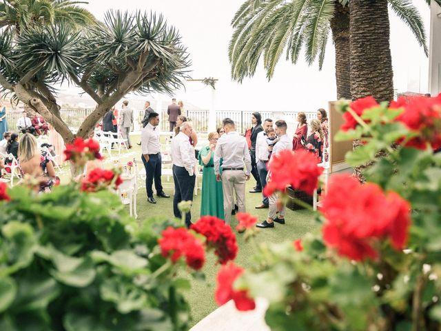 La boda de Brayan  y Vienna en La Victoria De Acentejo, Santa Cruz de Tenerife 6