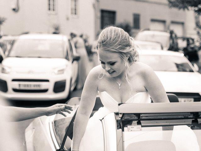 La boda de Brayan  y Vienna en La Victoria De Acentejo, Santa Cruz de Tenerife 8