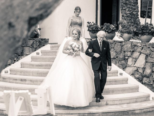 La boda de Brayan  y Vienna en La Victoria De Acentejo, Santa Cruz de Tenerife 9