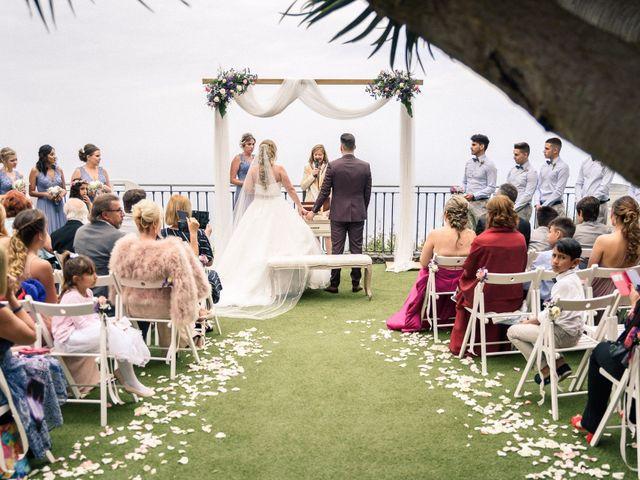 La boda de Brayan  y Vienna en La Victoria De Acentejo, Santa Cruz de Tenerife 10