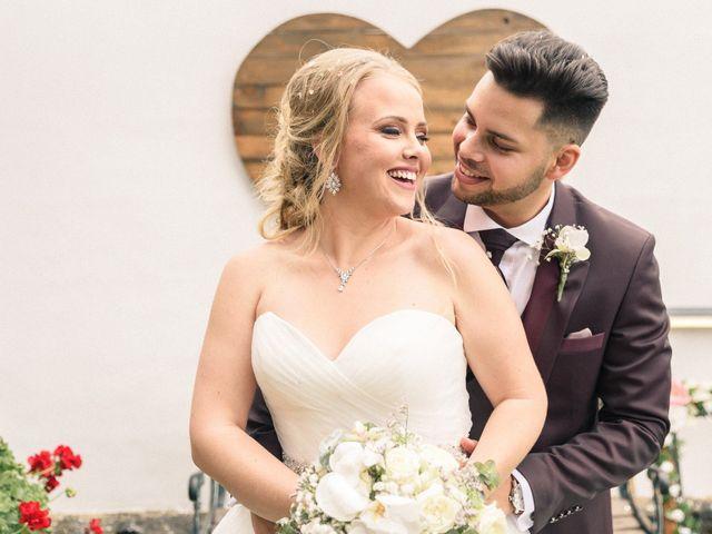 La boda de Brayan  y Vienna en La Victoria De Acentejo, Santa Cruz de Tenerife 14