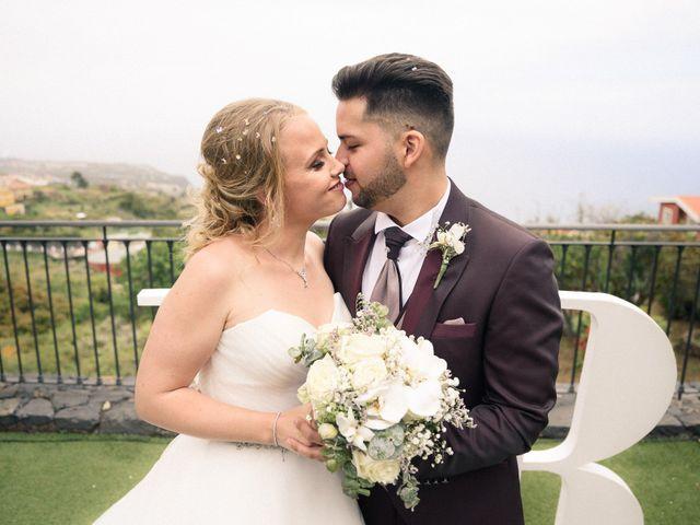 La boda de Brayan  y Vienna en La Victoria De Acentejo, Santa Cruz de Tenerife 30