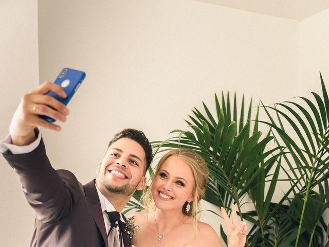 La boda de Brayan  y Vienna en La Victoria De Acentejo, Santa Cruz de Tenerife 32