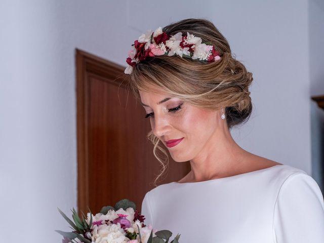 La boda de Jose y Inma en Otura, Granada 4