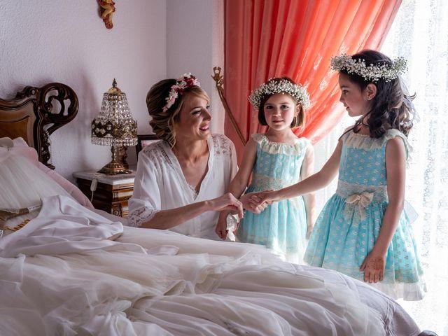 La boda de Jose y Inma en Otura, Granada 2