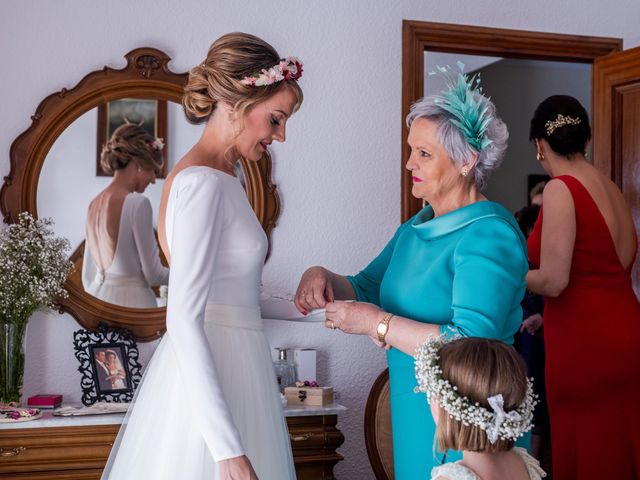 La boda de Jose y Inma en Otura, Granada 5