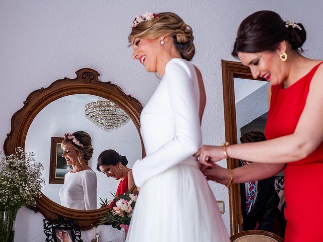 La boda de Jose y Inma en Otura, Granada 6