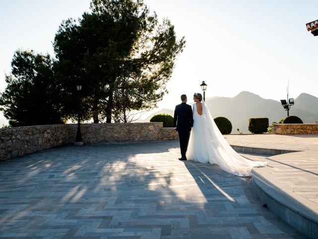 La boda de Jose y Inma en Otura, Granada 12