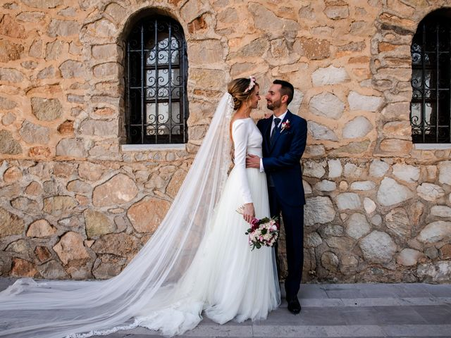 La boda de Jose y Inma en Otura, Granada 13