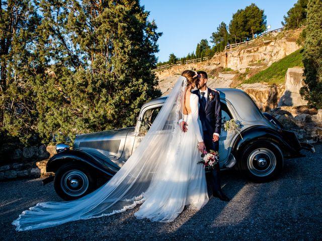 La boda de Jose y Inma en Otura, Granada 14