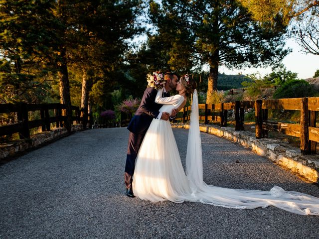 La boda de Jose y Inma en Otura, Granada 16