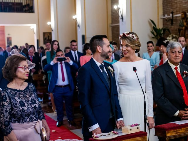 La boda de Jose y Inma en Otura, Granada 17