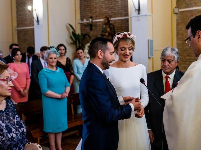 La boda de Jose y Inma en Otura, Granada 18