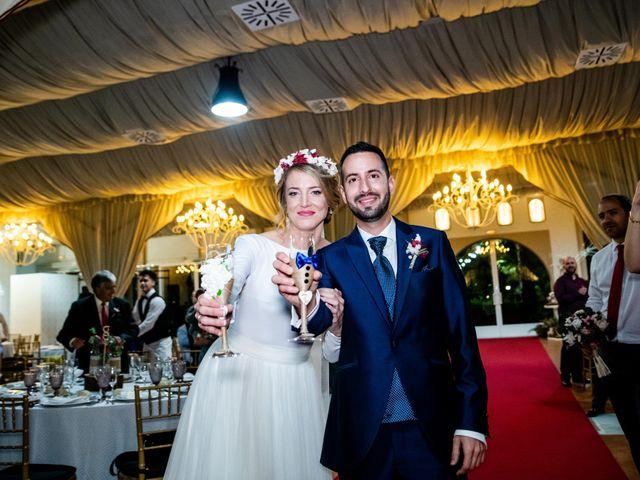 La boda de Jose y Inma en Otura, Granada 21