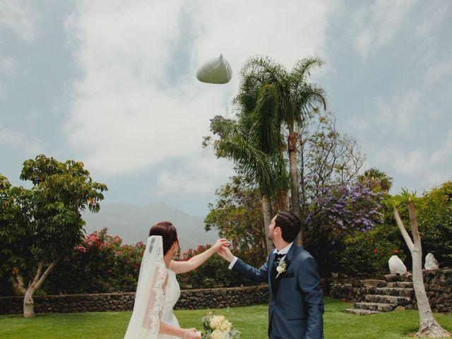 La boda de Alexis y Inma en Guimar, Santa Cruz de Tenerife 4