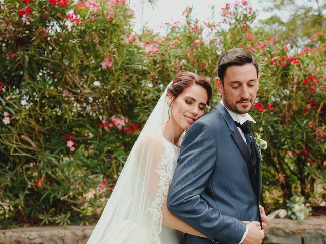 La boda de Alexis y Inma en Guimar, Santa Cruz de Tenerife 1