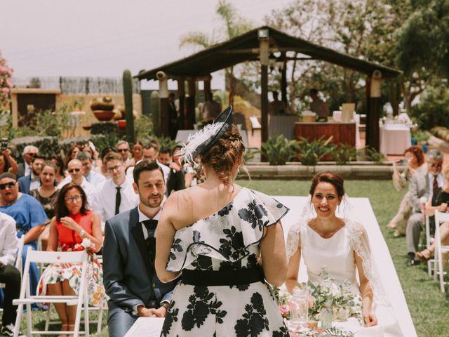 La boda de Alexis y Inma en Guimar, Santa Cruz de Tenerife 14