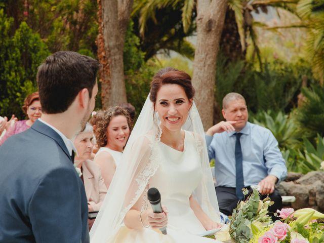 La boda de Alexis y Inma en Guimar, Santa Cruz de Tenerife 15