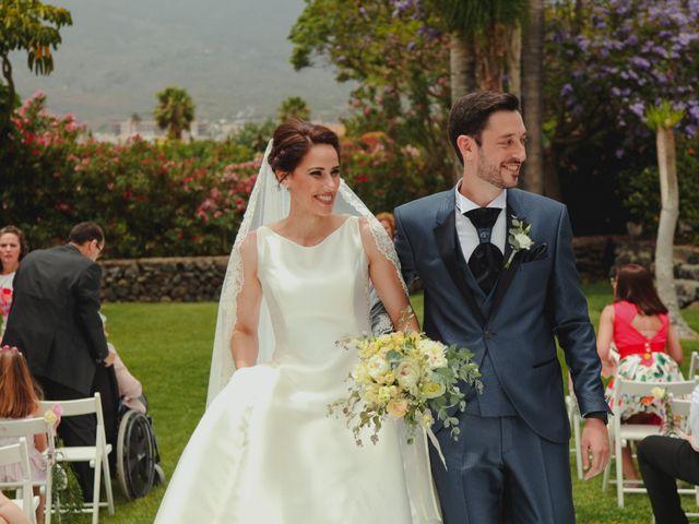La boda de Alexis y Inma en Guimar, Santa Cruz de Tenerife 17