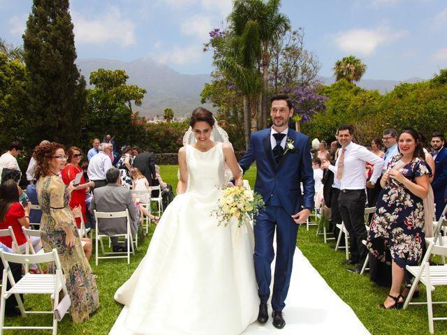 La boda de Alexis y Inma en Guimar, Santa Cruz de Tenerife 18