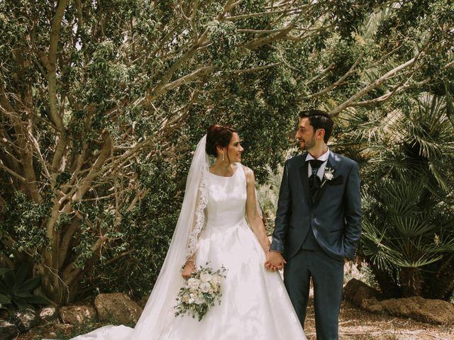 La boda de Alexis y Inma en Guimar, Santa Cruz de Tenerife 25