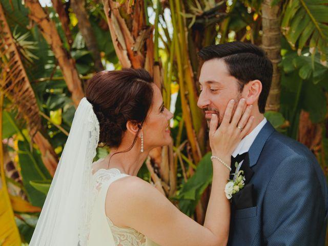 La boda de Alexis y Inma en Guimar, Santa Cruz de Tenerife 27