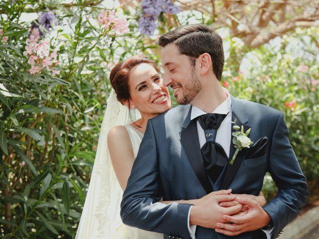 La boda de Alexis y Inma en Guimar, Santa Cruz de Tenerife 28