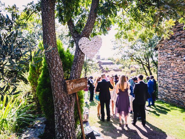 La boda de Titu y Elsa en Campillo De Ranas, Guadalajara 15