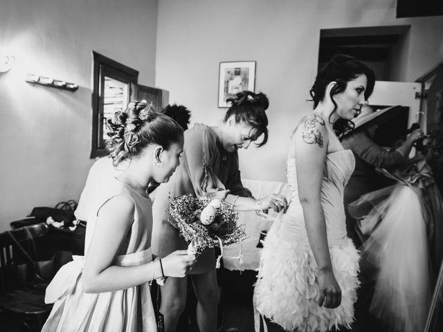 La boda de Titu y Elsa en Campillo De Ranas, Guadalajara 18
