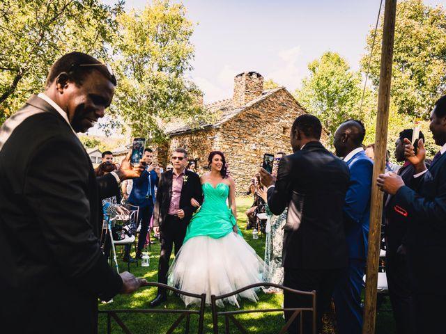 La boda de Titu y Elsa en Campillo De Ranas, Guadalajara 23
