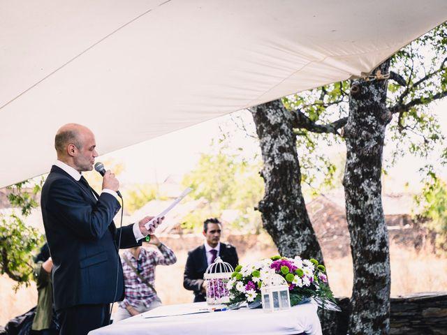 La boda de Titu y Elsa en Campillo De Ranas, Guadalajara 24
