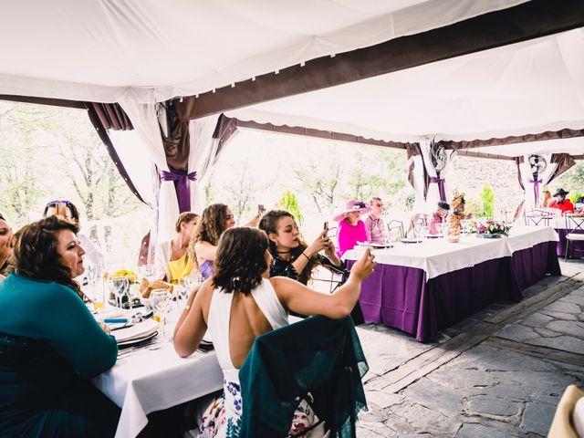 La boda de Titu y Elsa en Campillo De Ranas, Guadalajara 40