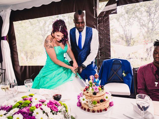 La boda de Titu y Elsa en Campillo De Ranas, Guadalajara 42