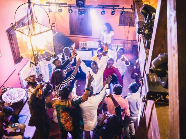 La boda de Titu y Elsa en Campillo De Ranas, Guadalajara 53
