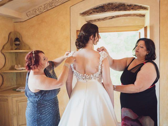 La boda de Sergi y Pati en Esporles, Islas Baleares 18