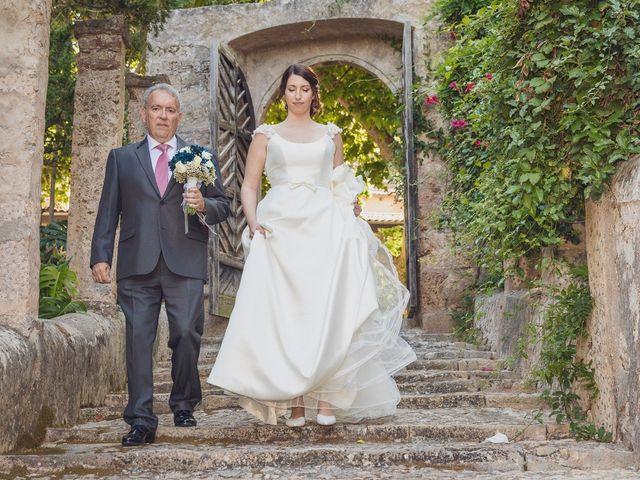 La boda de Sergi y Pati en Esporles, Islas Baleares 36