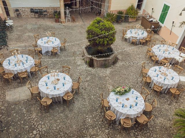 La boda de Sergi y Pati en Esporles, Islas Baleares 60