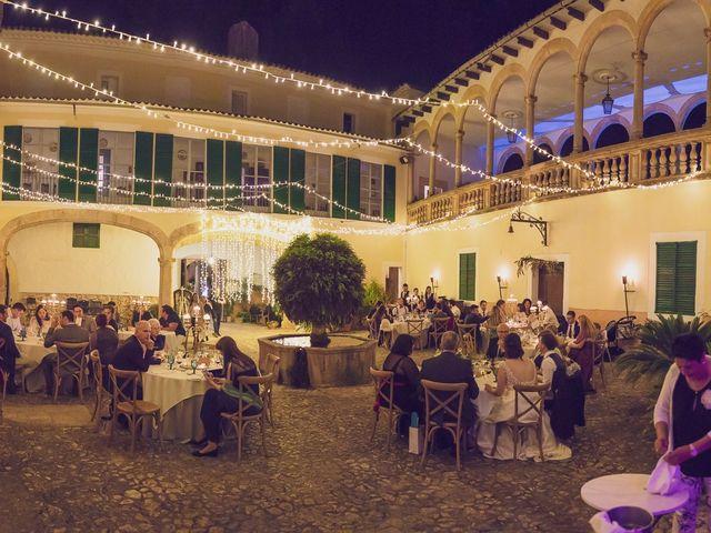 La boda de Sergi y Pati en Esporles, Islas Baleares 62