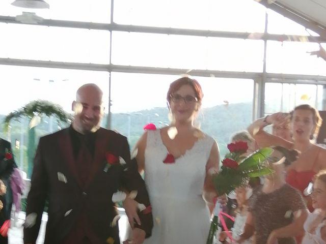 La boda de Jesús y Irma en Santa Coloma De Farners, Girona 13