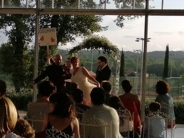 La boda de Jesús y Irma en Santa Coloma De Farners, Girona 27