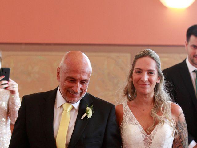 La boda de David y Amanda en Caldes De Montbui, Barcelona 2