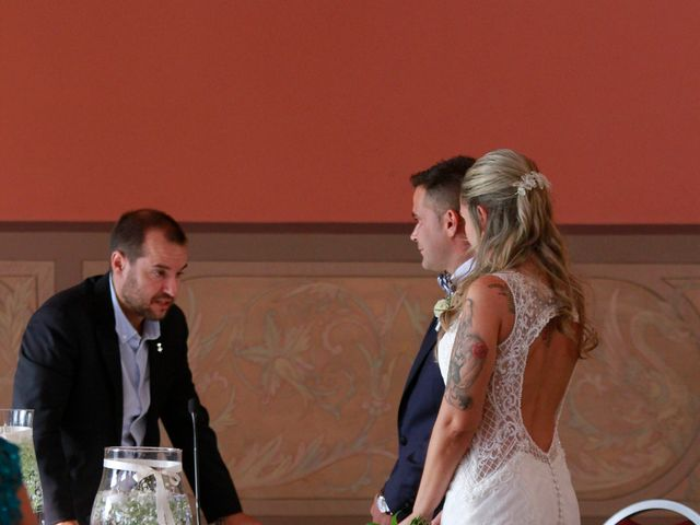 La boda de David y Amanda en Caldes De Montbui, Barcelona 3
