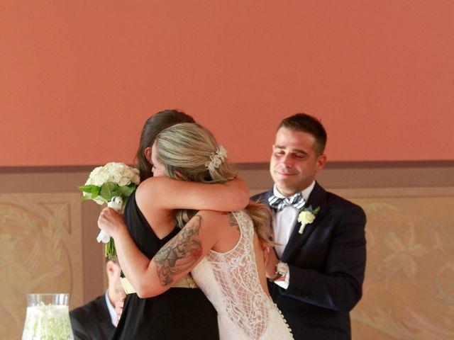 La boda de David y Amanda en Caldes De Montbui, Barcelona 4