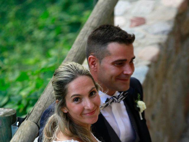 La boda de David y Amanda en Caldes De Montbui, Barcelona 5
